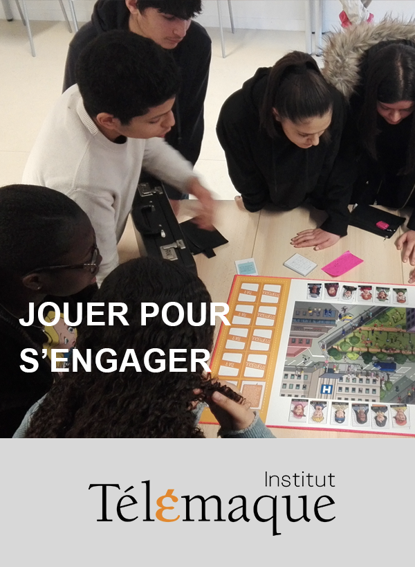 Jouer pour s'engager